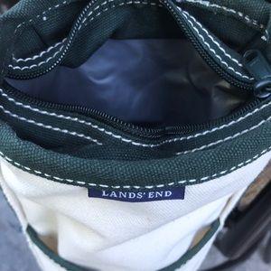 Lands' End Bags - Lands' End Wine Tote